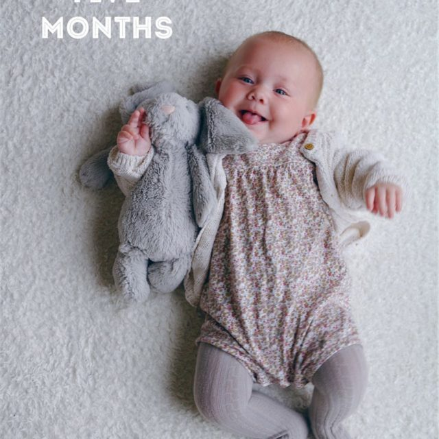 Five months  Shes the most contrary of babieshellip