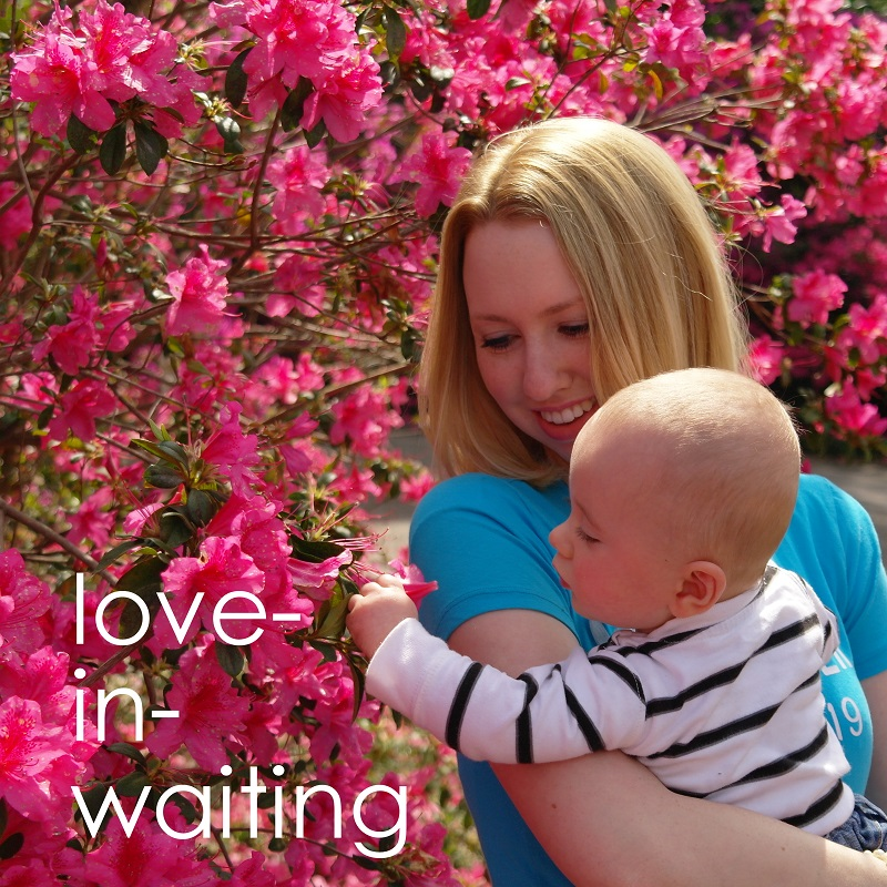 Love-in-waiting, on Segullah.org